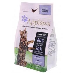 """Applaws беззерновой корм для кошек """"Курица и Утка/Овощи"""""""