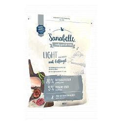 Bosch Sanabelle Light корм для кошек низкокалорийный, способствующий снижению веса