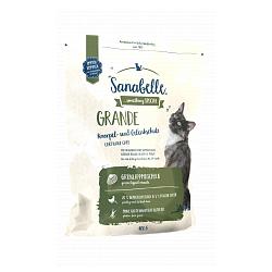 Bosch Sanabelle Grande корм для мейн кунов и кошек крупных пород
