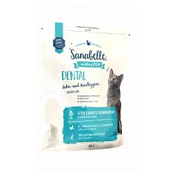 Bosch Sanabelle Dental корм для кошек для здоровья зубов и дёсен с профилактикой заболеваний полости рта
