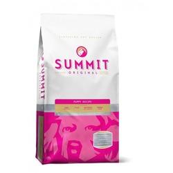Summit holistic Для щенков три вида мяса с ягненком, цыпленком и лососем, Original Three Meat, Puppy Recipe DF, 12,7 кг