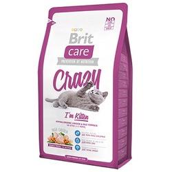 """Brit Care """"Krazy"""" Kitten Chicken and Rice корм для котят, беременных и кормящих кошек"""