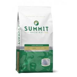 Summit holistic Для собак крупных пород три вида мяса с цыпленком, ягненком и лососем, Original Three Meat, Large Breed Recipe DF, 12,7 кг