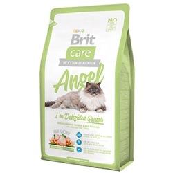 """Brit Care """"Angel"""" Гипоаллергенный корм с курицей и рисом для пожилых кошек старше 7 лет"""