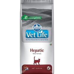 FARMINA Vet Life Cat Hepatic диетический сухой корм для кошек при хронической печеночной недостаточности