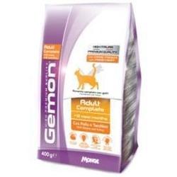 Gemon Cat корм для взрослых кошек с курицей и индейкой