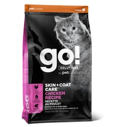 GO! Natural holistic сухой корм для котят и кошек с цельной курицей, фруктами и овощами, DAILY DEFENCE™ Chicken Cat Recipe