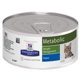 Hill`s Metabolic диетический влажный корм для кошек- для лечения и профикактики ожирения, Prescription Diet Feline Metabolic