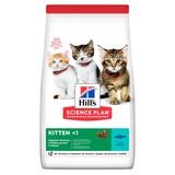 Hill's сухой корм для котят с тунцом, Science Plan Kitten Healthy Development Tuna