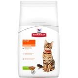 Hill's сухой корм для взрослых кошек с кроликом, Science Plan Feline Adult Optimal Care with Rabbit