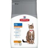 Hill's сухой корм для кошек для ухода и профилактики заболеваний полости рта, с курицей, Science Plan Feline Adult Oral Care Chicken
