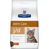 Hill`s J/D диетический сухой корм для кошек- лечение заболеваний суставов, для кошек