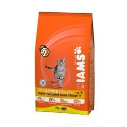 Iams Adult Original with Chicken сухой корм для взрослых кошек с курицей