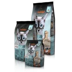 Leonardo cat food Adult Salmon Grain-Free беззерновой корм для взрослых кошек с лососем