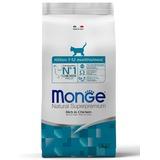 Monge Cat Kitten корм для котят