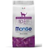 Monge Cat Adult корм для взрослых кошек с курицей