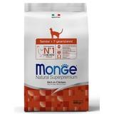Monge Cat корм для пожилых кошек 400 г