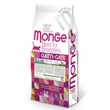 Monge Cat Sensitive корм для кошек с чувствительным пищеварением 10 кг
