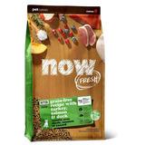 NOW Natural holistic беззерновой корм для котят с индейкой, уткой и овощами, Fresh Grain Free Kitten Recipe