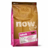 NOW Natural holistic беззерновой корм для взрослых кошек с индейкой, уткой и овощами, Fresh Grain Free Adult Cat Recipe