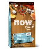NOW Natural holistic беззерновой корм для взрослых кошек с форелью и лососем для чувствительного пищеварения, Grain Free Fish Adult Recipe CF