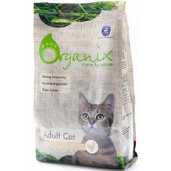 Organix Adult Cat Chicken корм для взрослых кошек с курицей