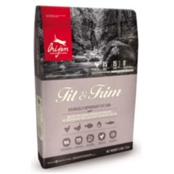 Orijen Fit & Trim беззерновой корм для кошек с избыточным весом (85/15)