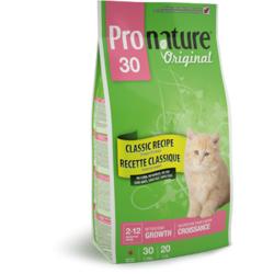 Pronature 30 для котят с цыпленком Original