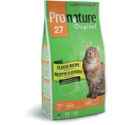 Pronature 27 для стареющих кошек, облегченный.