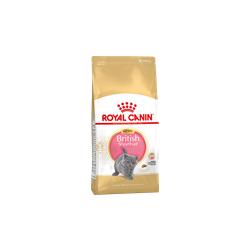 Royal Canin British Shorthair Kitten сухой корм для британских котят