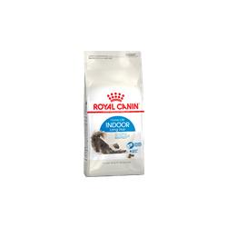 Royal Canin Indoor Long Hair 35 сухой корм для длинношерстных кошек живущих в помещении