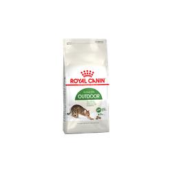 Royal Canin Outdoor 30 сухой корм для кошек часто бывающих на улице
