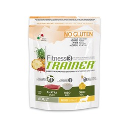 Trainer Fitness3 No Gluten Mini Adult Duck and Rice