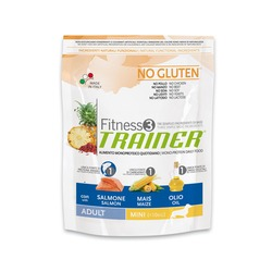 Trainer Fitness3 No Gluten Mini Adult Salmon and Maize