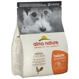 Almo Nature Для взрослых собак малых пород с курицей, Small&Chicken