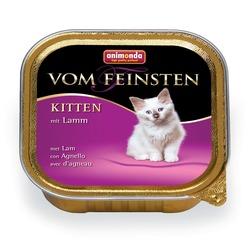 Animonda с ягненком Vom Feinsten Kitten для котят, 100 гр. х 32 шт.