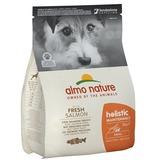 Almo Nature Для взрослых собак малых пород с лососем, Small&Salmon