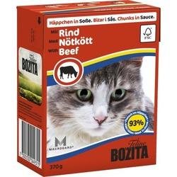 Bozita кусочки в соусе с говядиной, 370 гр.