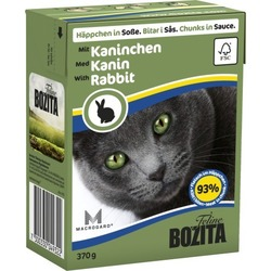 Bozita кусочки в соусе с кроликом, 370 гр.