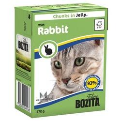 Bozita кусочки кролика в желе, 370 гр.
