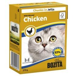 Bozita кусочки рубленой курицы в желе, 370 гр.