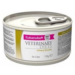 Eukanuba Urinary Struvite для кошек при мочекаменной болезни струвитного типа