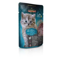 Leonardo cat food Kitten Poultry паучи для котят 85 гр. х 16 шт.