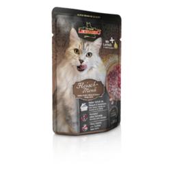 Leonardo cat food Meat Menu паучи для кошек мясной микс 85 гр. х 16 шт.