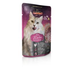 Leonardo cat food Pure Chicken паучи для кошек с курицей 85 гр. х 16 шт.