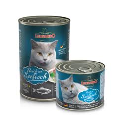 Leonardo cat food Rich in ocean fish консервы для кошек с океанической рыбой