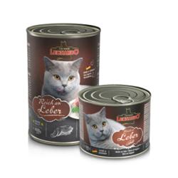 Leonardo cat food Rich in liver консервы для кошек с печенью