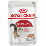 Royal Canin Instinctive, паштет для взрослых кошек, 85гр.х12шт.