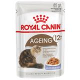 Royal Canin Ageing +12 кусочки мяса в желе для кошек старше 12 лет, 85гр.х12шт.