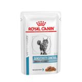 Royal Canin Sensitivity Control, для кошек с пищевой непереносимостью, курица с рисом, кусочки в соусе, 100 гр. х 12 шт.